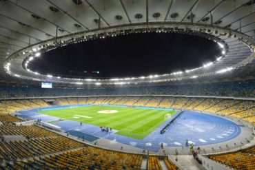 Kiev, sede de la final de Champions en 2018