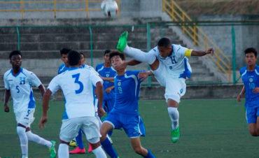"""La """"H"""" Sub-17 tendrá dos partidos amistosos ante El Salvador"""