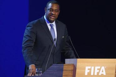 FIFA suspendió de por vida a Webb, expresidente de Concacaf