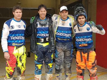 VIDEO: Cuatro hondureños participan en el Enduro de ISDE 2016 de Navarra, España