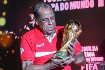 Fallece Carlos Alberto, capitán del mejor Brasil de la historia