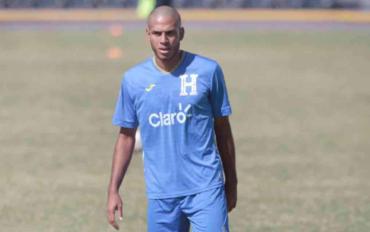 """Eddie Hernández: """"Siempre es un privilegio esta en la Selección"""""""
