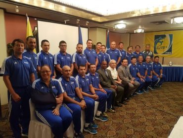 Se inauguró en San Pedro Sula un curso de Alto Nivel para preparadores físicos