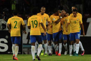 Brasil toma el liderato en CONMEBOL al vencer a Venezuela