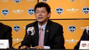 El hondureños, Boniek García tendrá nuevo entrenador en el Houston Dynamo