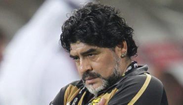 """Maradona sobre la selección argentina: """"Sin Messi el resto no dan lo mejor"""""""