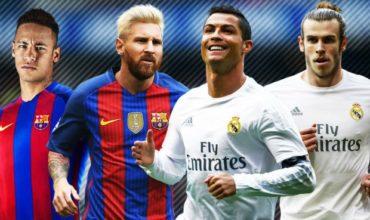 El clásico entre Barcelona y Real Madrid se jugará el 3 de diciembre