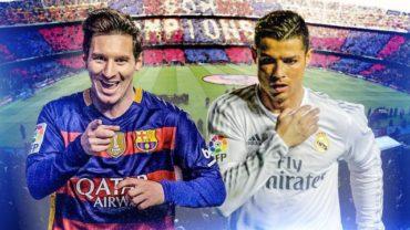 El clásico español entre Barcelona y Real Madrid ya tiene fecha y hora