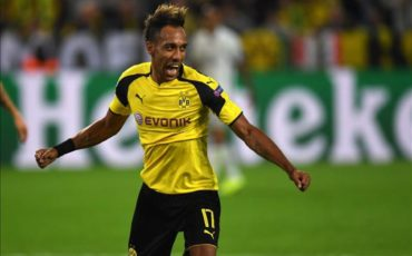 El Dortmund pide 80 millones al Madrid por Aubameyang
