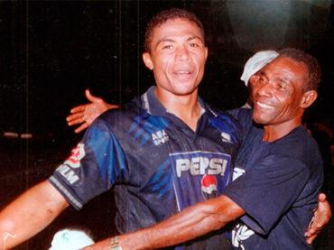 Justamente hoy se cumplen 18 años del gol de tiro libre de Clavasquín al Olimpia