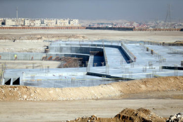 Murió trabajador en las obras de un estadio de futbol en Qatar