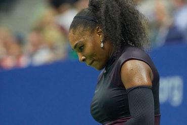 Serena Williams renuncia al torneo de Singapur