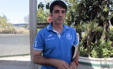 """Diego Vázquez: """"Vamos poco a poco, estamos muy parejos en la tabla"""""""