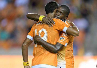 Finalizo la temporada para el Houston Dynamo de Boniek García