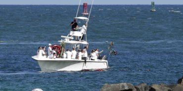 Las cenizas de José Fernández fueron arrojadas al mar en el lugar donde murió