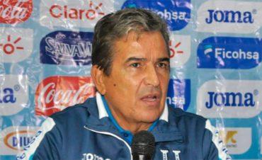 """Jorge Luis Pinto: """"Vamos a buscar ganar la Copa UNCAF"""""""