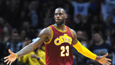 LeBron James da ultimátum a los Cavs