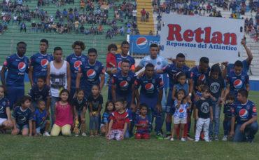 Los Azules del Motagua, los más taquilleros hasta el momento del Torneo Apertura 2016