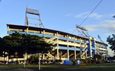 """El Estadio Olímpico, el fortín de la """"H"""" fue embellecido para el inicio de la hexagonal"""