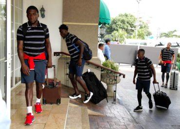 """Trinidad & Tobago ya arribó a suelo catracho para enfrentar a la """"H"""""""