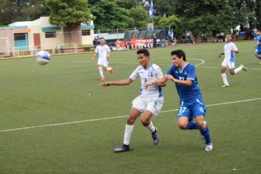 """La """"H"""" Sub-17 arrancó su camino al Premundial derrotando a El Salvador"""