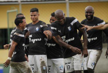 Al Honduras Progreso no le ajusto el triunfo ante Olimpia y queda fuera de la Liguilla
