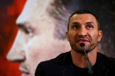 Combate Joshua-Klitschko será para mediados de 2017