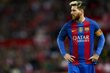 Messi no ha querido renovar con Barcelona