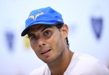 Rafa Nadal confirmó su regreso