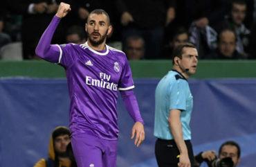 Benzema le dio boleto a octavos de Champions al Real Madrid