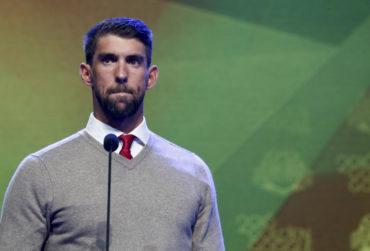 Michael Phelps dio un paso hacia su retiro definitivo