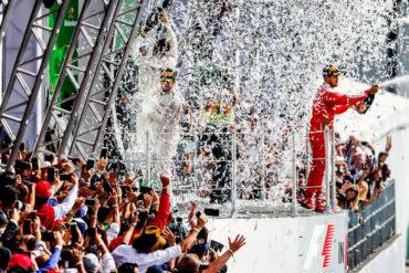 Vettel se disculpó por insultos en GP de México