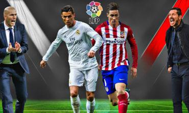 Real Madrid visita este sábado al Atlético de Madrid en un choque que arderá
