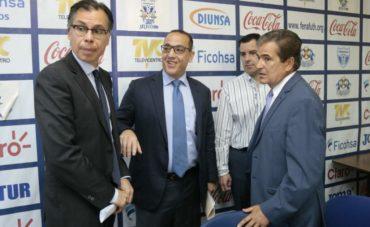 Fenafuth desean extenderle el contrato al técnico Jorge Luis Pinto
