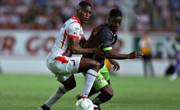 Beckeles logró clasificar con el Necaxa a la liguilla del fútbol mexicano