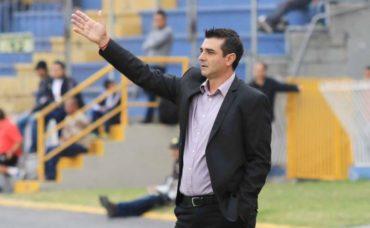 "Diego Vázquez: ""Estoy muy contento, Motagua va a su quita semifinal consecutiva"""