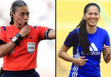 FIFA designa a las hondureñas Melissa Pastrana y a Shirley Perelló para las Semifinales del Mundial Sub-20 Femenino