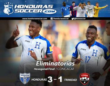 """La """"H"""" venció a Trinidad y Tobago y vuelve a la vida en la Hexagonal Final"""