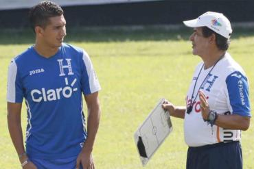 """Johnny Leverón: """"Panamá será un rival complicado, no nos va regalar nada"""""""
