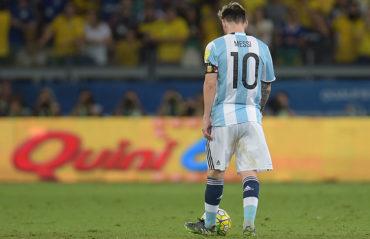"Messi: ""Tocamos fondo, pero seguimos teniendo vida"""