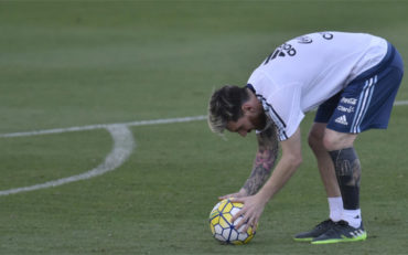 Los riesgos del último tatuaje de Leo Messi