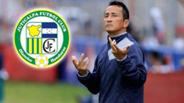 Juticalpa FC contrató a Jorge Pineda como su nuevo entrenador