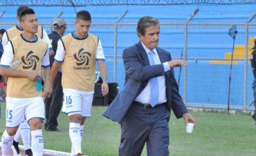 "Jorge Luis Pinto: ""Vamos a luchar para lograr los seis puntos"""