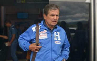 """Jorge Luis Pinto: """"Honduras será un rival muy complicado para EE.UU. y Costa Rica"""""""