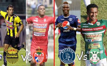 Listos los cruces del Repechaje del fútbol Hondureño
