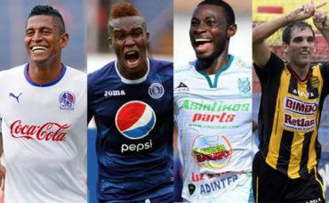 Semifinales del Torneo Apertura: Olimpia-Motagua y Platense-Real España