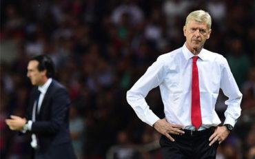 Wenger critica a la FIFA por prohibir a Inglaterra y Escocia lucir la amapola
