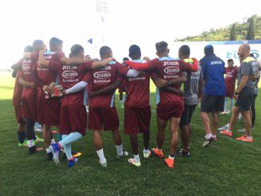 El Motagua campeón nacional, aún no define el inicio de su pretemporada