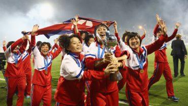 RDP de Corea se proclamó campeona de la Copa Mundial Femenina Sub-20
