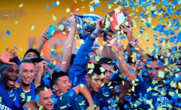 Motagua segundo club con más campeonatos ligueros en Honduras